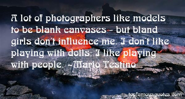 Quotes About Blank Canvas