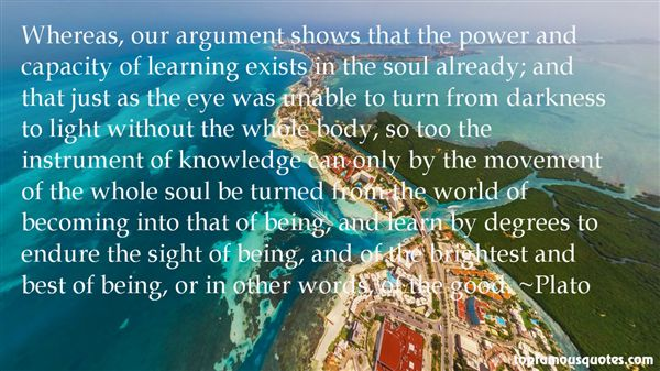 Quotes About Body Movement