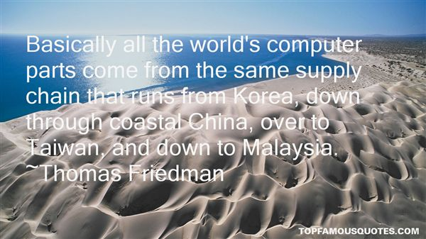 Quotes About Coastal