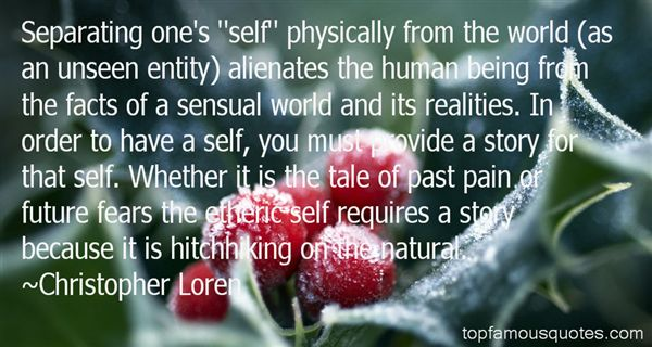 Quotes About Etheric
