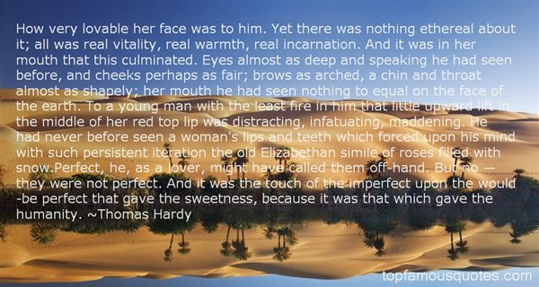 Quotes About Eyes And Lips