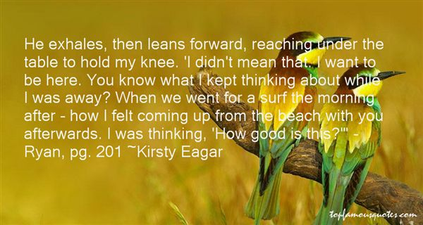 Quotes About Forward Thinking