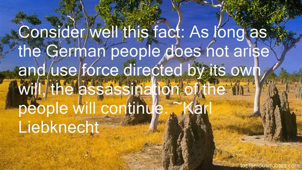 Quotes About German