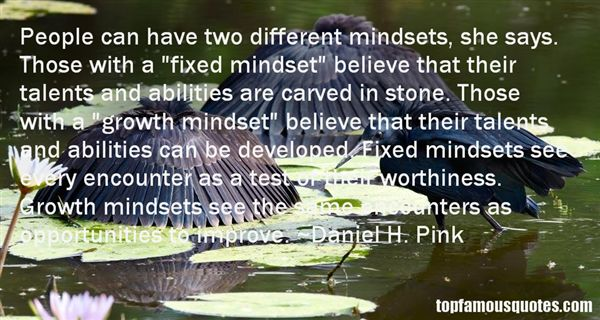 Quotes About Growth Mindset