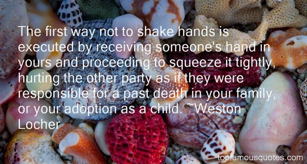 Quotes About Hands And Family