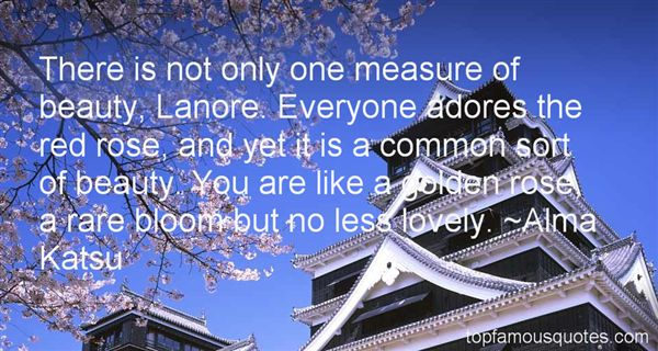 Quotes About Lanore
