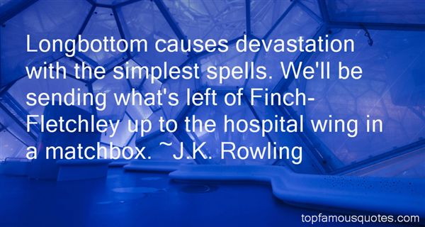 Quotes About Longbottom
