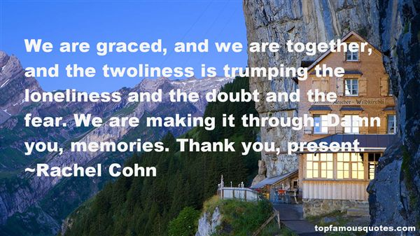 Quotes About Making Memories