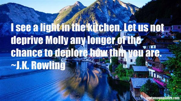Quotes About Molly