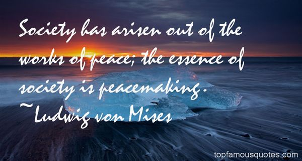 Quotes About Peacemaking