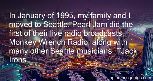 Quotes About Pearl Jam