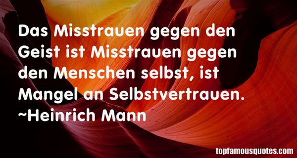 Quotes About Selbstvertrauen