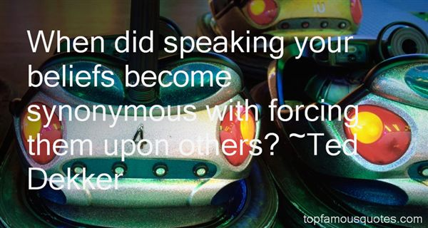 Quotes About Speak Up