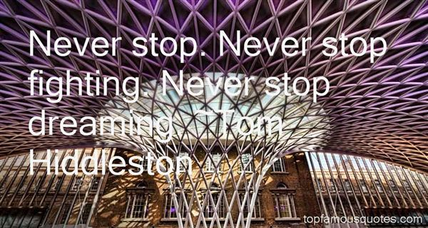 Quotes About Stop Fighting