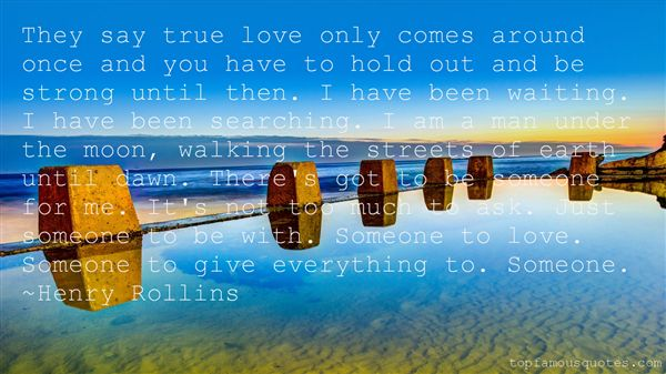 Quotes About Strong Love