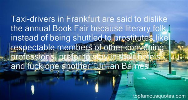 Quotes About Taxi Drivers