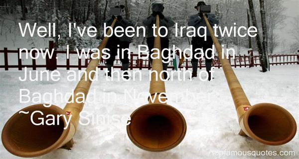 Quotes About Baghdad