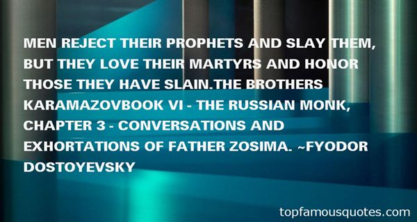 Quotes About Brothers Karamazov