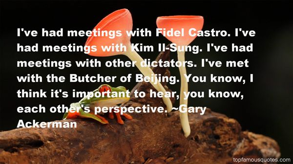 Quotes About Castro