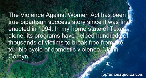 Quotes About Cycle Of Violence