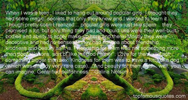 Quotes About Deceptive Love