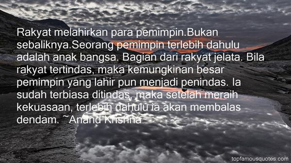 Quotes About Dendam