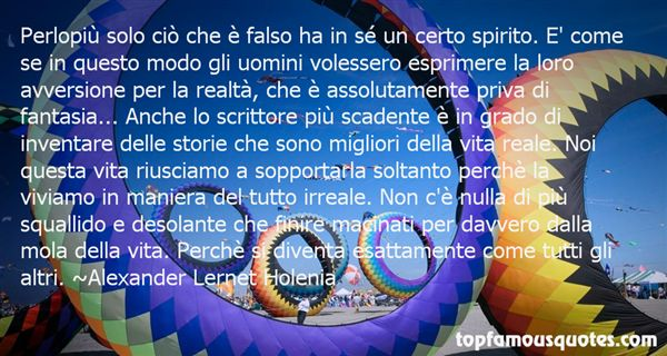 Quotes About Fantasia