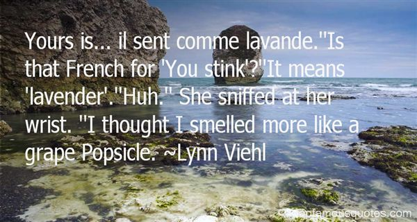 Quotes About French Lavender