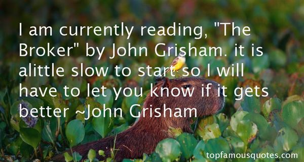 Quotes About Grisham