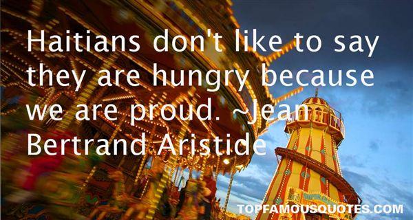 Quotes About Haitians