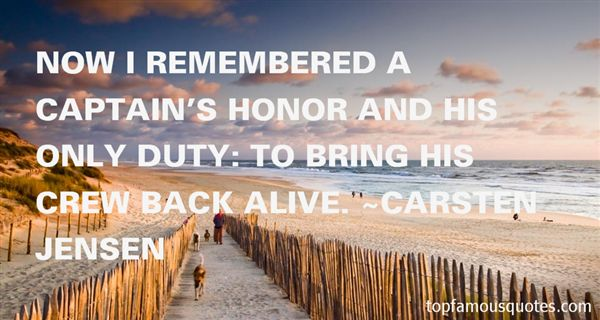 Quotes About Honor And Duty