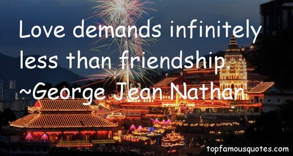 Quotes About Infinite Friendship