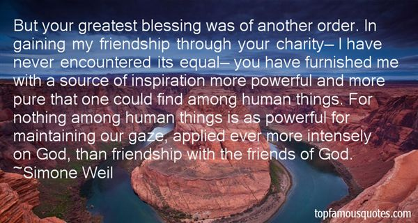 Quotes About Intense Friendship
