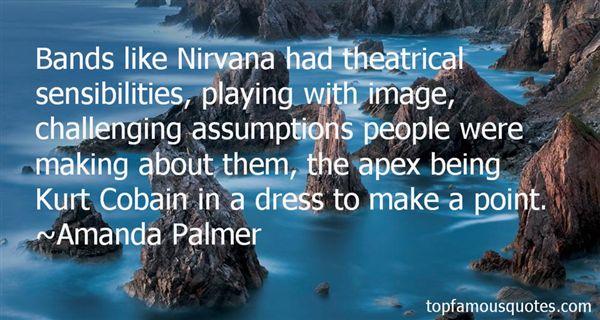 Quotes About Kurt Cobain