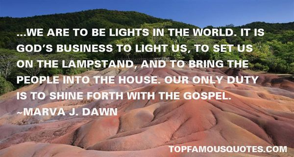 Quotes About Lampstand