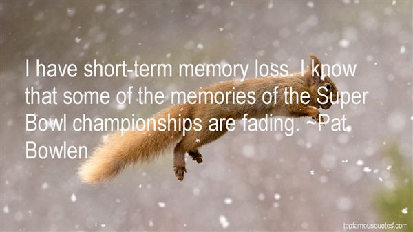 Quotes About Memorie
