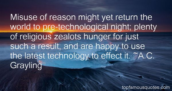 Quotes About Misuse Of Technology