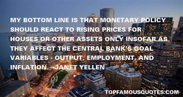 Quotes About Monetary