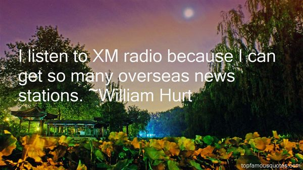 Quotes About News Stations