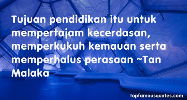 Quotes About Pendidikan