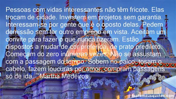 Quotes About Pessoas