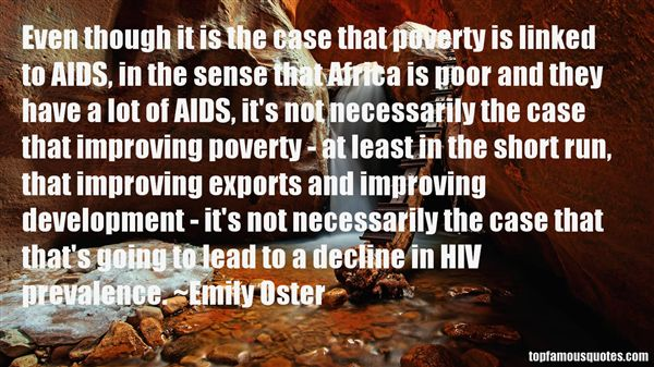 Quotes About Poverty In Africa