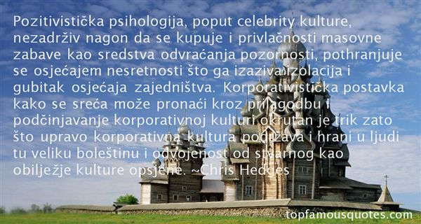 Quotes About Psihologija