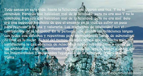 Quotes About Reconciliaciones