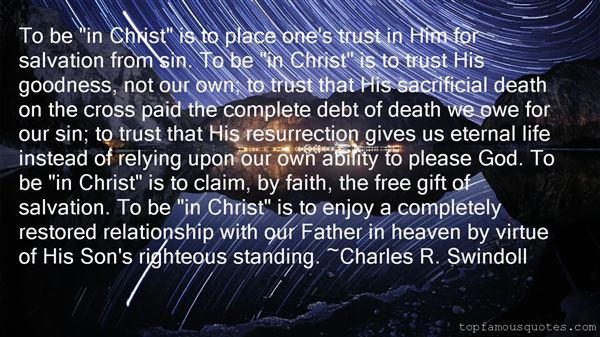 Quotes About Salvation From God