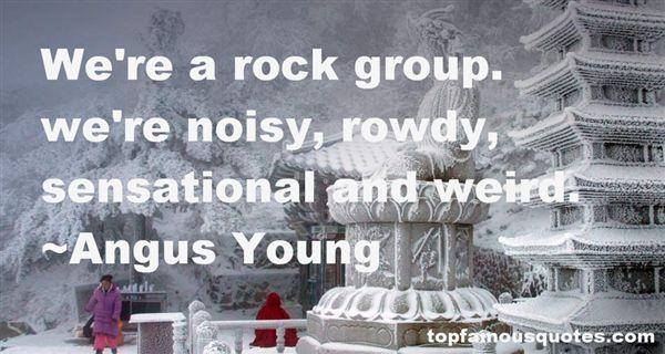 Quotes About Sensational