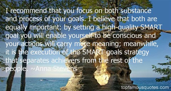 Quotes About Setting High Goals