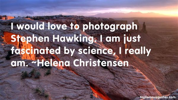 Quotes About Stephen Hawking