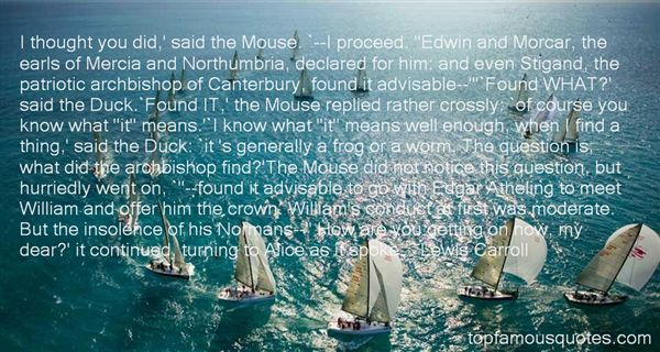 Quotes About The Normans
