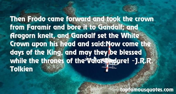 Quotes About Valar